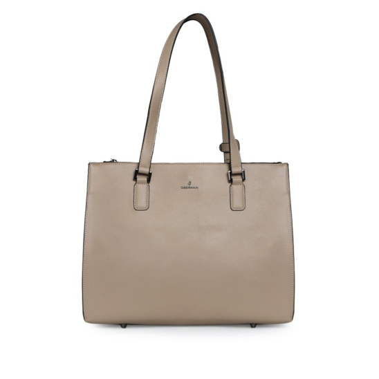 Chiara Satchel In Taupe_Obermain_9to9.png